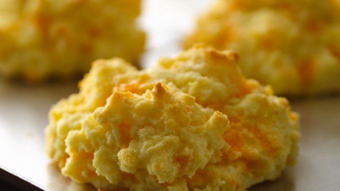 Gluten-Free Cheese Garlic Biscuits