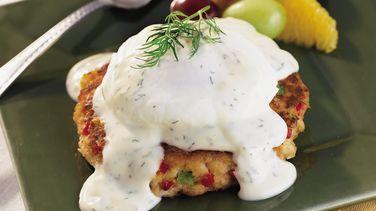 Benedict Crab Cakes Recipe From Betty Crocker
