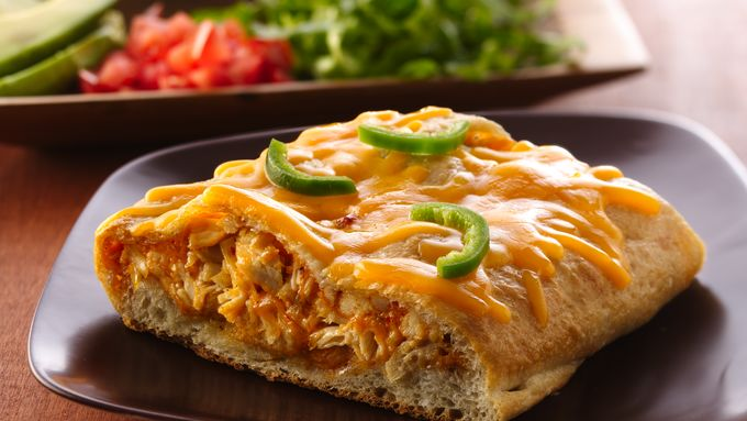Mexicali Chicken Loaf