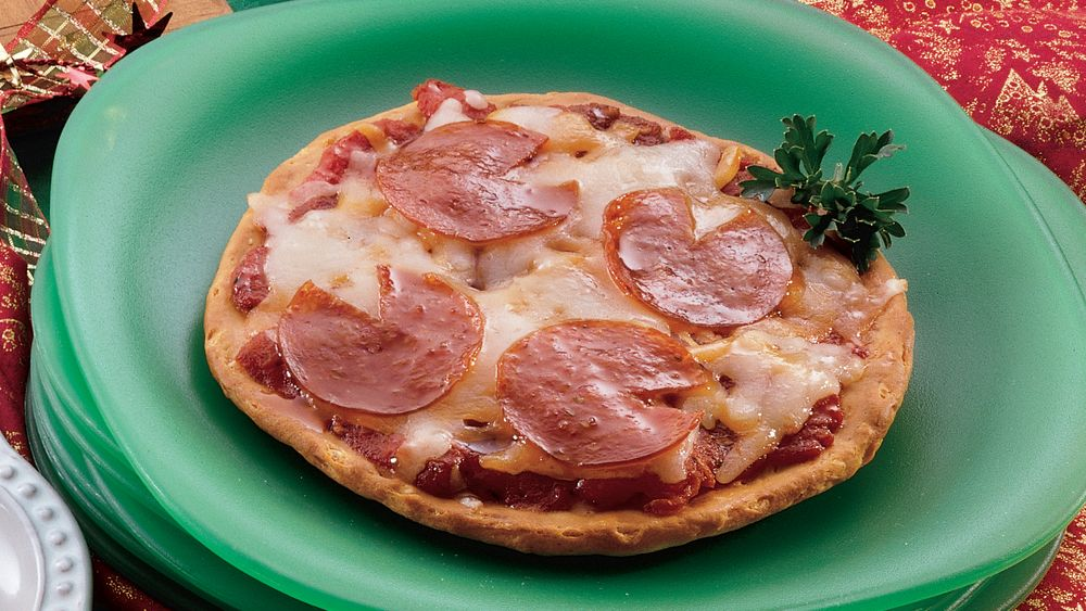 Up-On-The-Rooftop Pizzas