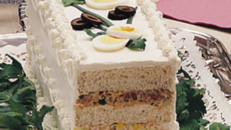 Party Sandwich Loaf