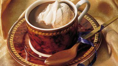 Double-Chocolate Cappuccino Cocoa