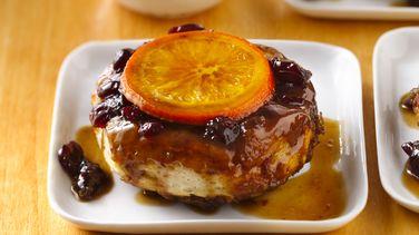 Cranberry-Orange Upside-Down Biscuits