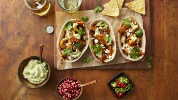 Avocado Chicken Whole Wheat Taco Boats™