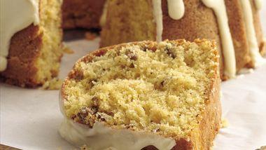 Maple-Pecan Cake