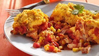 Santa Fe Oven Chicken
