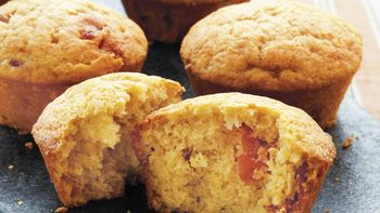 Maple-Bacon Muffins