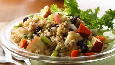 Three-Grain Salad