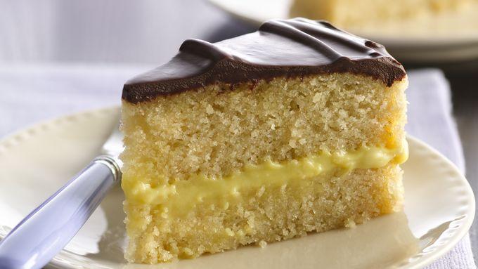 Gluten-Free Boston Cream Pie