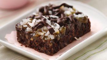 Coconut-Chocolate Bars
