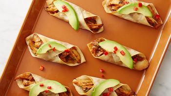Wonton Tacos