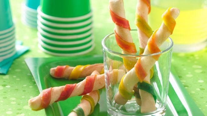 Fruity Breadsticks