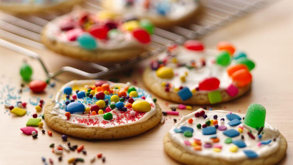 Aspiring Artist Cookies