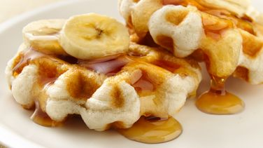 Mini Biscuit Waffles