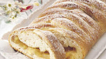 Bread Machine Easy Apple Coffee Cake