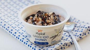 Chocolate Hazelnut Yogurt Cup