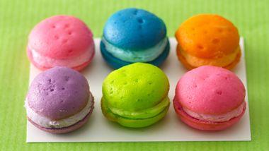 Tie Dye Cupcakes Recipe From Betty Crocker