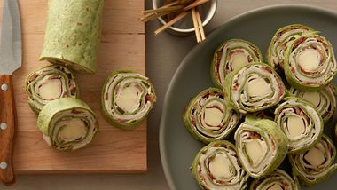 Bacon Jalapeño Turkey Roll-Ups