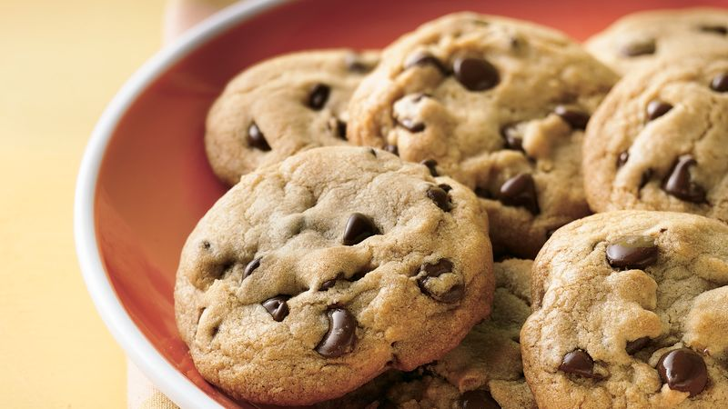 Chewy chocolate chip cookie recipe margarine
