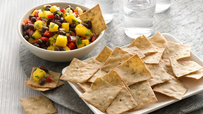 Mango Black Bean Salad