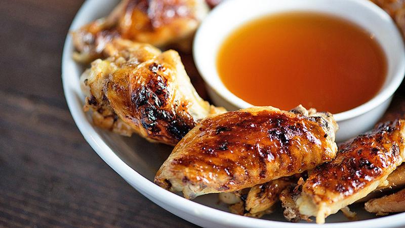 Slow-Cooker Fireball™ Chicken Wings