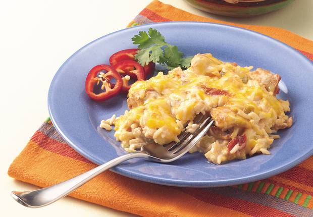 Try a make-ahead slow-cooked supper, filled with sassy Southwestern ...