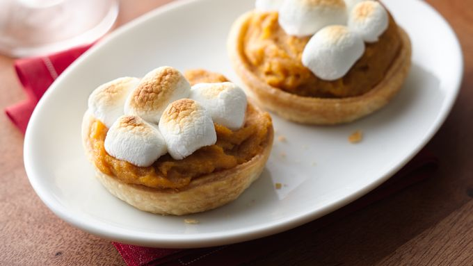 Sweet Potato Minis