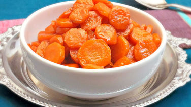 Zanahorias Caramelizadas con Piloncillo