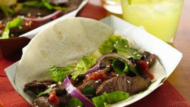Beef Bulgogi Korean Tacos