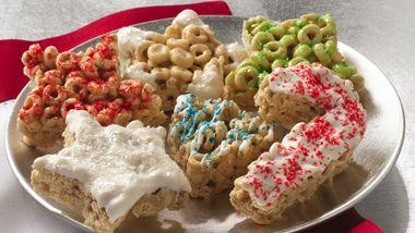 No-Bake Holiday Treats