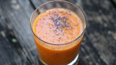 Smoothie de Papaya y Chía