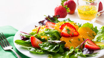 Orange-Strawberry Salad