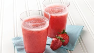 Strawberry-Hard Lemonade Slush