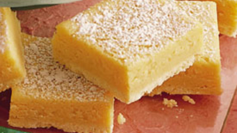 Power-Packed Lemon Bars