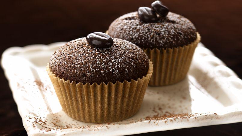 Chocolate-Espresso Cupcakes