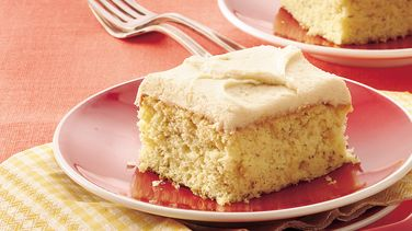 Banana Cake with Browned Butter Frosting