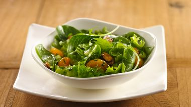 Mandarin Mixed Greens Salad