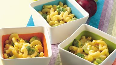 Mac and Cheese with Broccoli