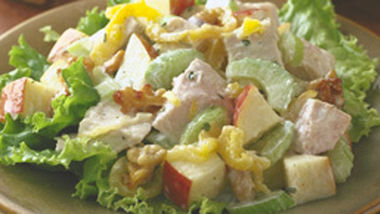 Fruited Turkey Salad