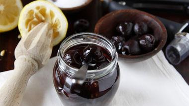 Brandied Cherries