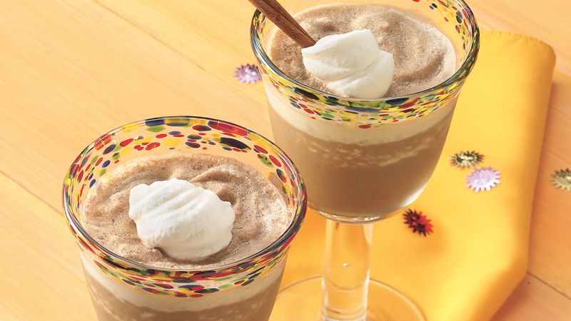 Iced Mexican Coffee