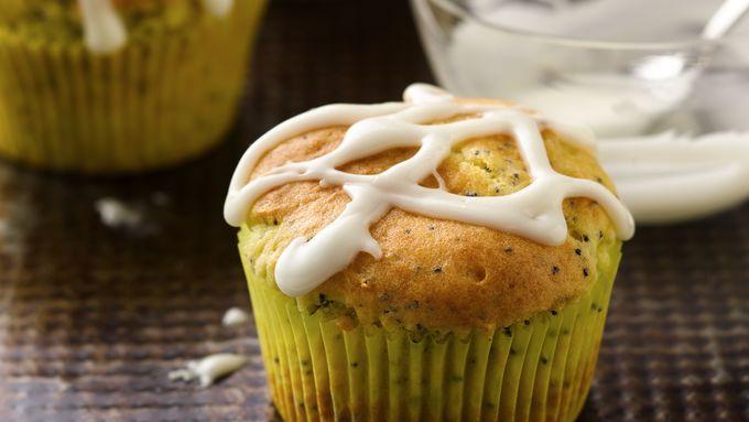 Gluten-Free Lemon Poppy Seed Muffins