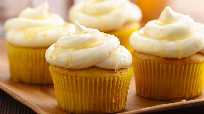 Lemon Shandy Cupcakes