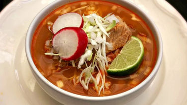 Traditional Pozole