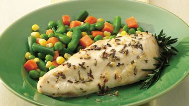 Lemon-Rosemary Chicken Breasts