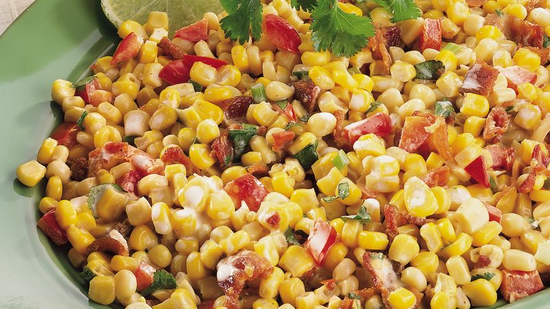Smoky Ranchero Corn