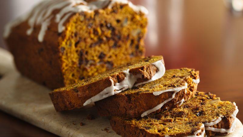 Pumpkin Chocolate Chip Bread Recipe From Betty Crocker