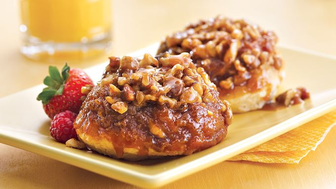 Caramel-Nut Breakfast Biscuits (club store pack)