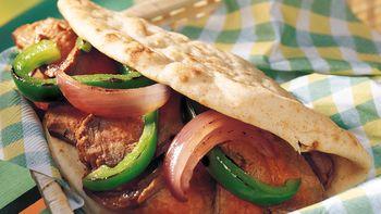 Grilled Steak Sandwiches