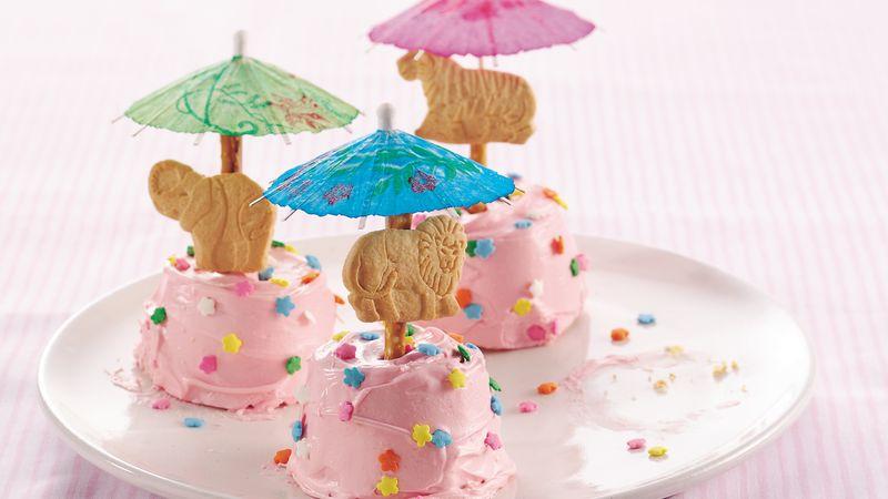 Carousel Cupcakes